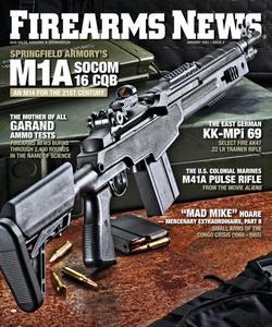 Firearms News - January 2021