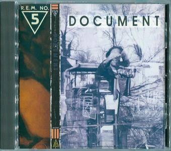 R.E.M. - Document (1987) Re-Up