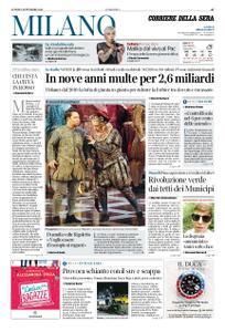 Corriere della Sera Milano – 02 settembre 2019