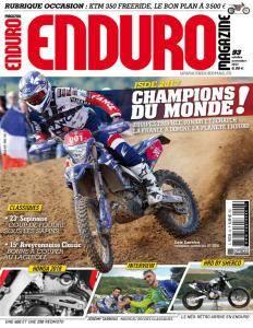 Enduro Magazine N.93 - Octobre-Novembre 2017