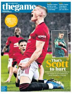 The Times - The Game - 9 March 2020