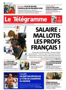 Le Télégramme Lorient – 16 septembre 2021