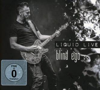 Blind Ego - Liquid Live (2017)