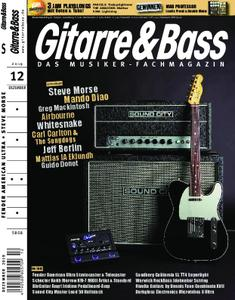 Gitarre & Bass - November 2019