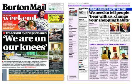Burton Mail – September 30, 2017