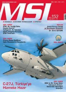MSI Dergisi - Aralık 2017