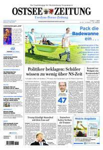 Ostsee Zeitung Wolgast - 09. Mai 2018