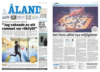 Ålandstidningen – 04 januari 2020