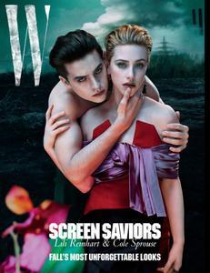 W Magazine - August 2019