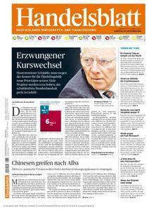 Handelsblatt - 08. September 2015