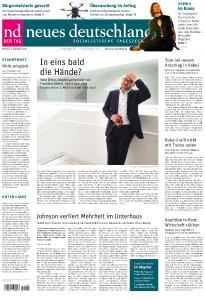 Neues Deutschland - 4 September 2019