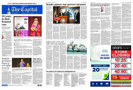 The Capital – February 14, 2020