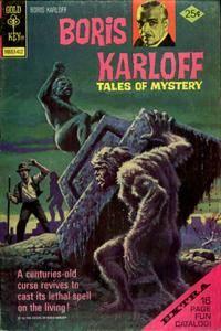 Boris Karloff Tales of Mystery 058 1974