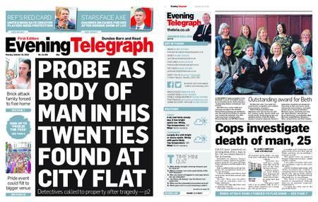 Evening Telegraph First Edition – October 22, 2018