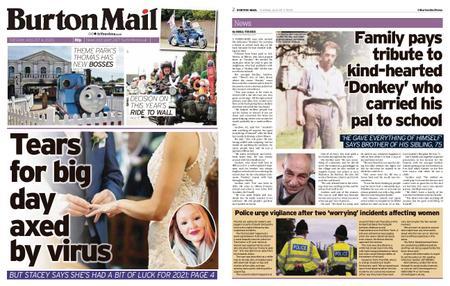 Burton Mail – August 04, 2020
