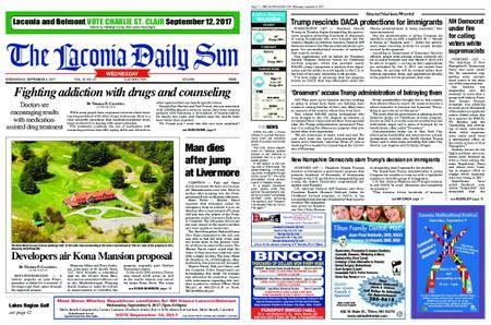 The Laconia Daily Sun – September 06, 2017