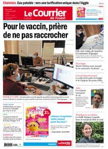 Le Courrier de l'Ouest Cholet – 17 février 2021