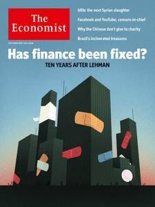 The Economist Latin America – 08 September 2018