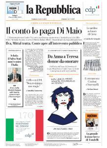 la Repubblica - 23 Novembre 2019