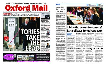 Oxford Mail – December 13, 2019