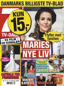 7 TV-Dage – 11. februar 2019