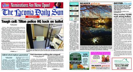 The Laconia Daily Sun – March 11, 2020
