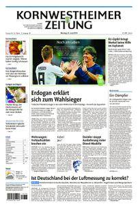 Kornwestheimer Zeitung - 25. Juni 2018