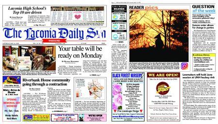 The Laconia Daily Sun – May 16, 2020