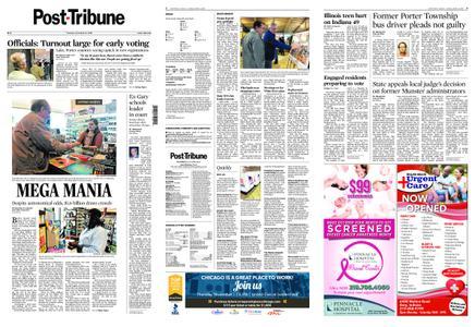 Post-Tribune – October 23, 2018