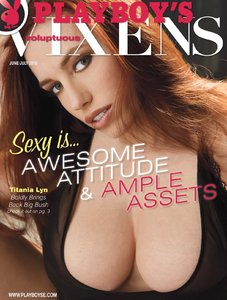 Playboy's Voluptuous Vixens - June - July 2010 (Repost)