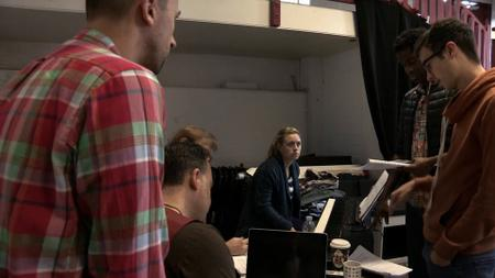 BSkyB - Can a Computer Write a Hit Musical ? (2016)