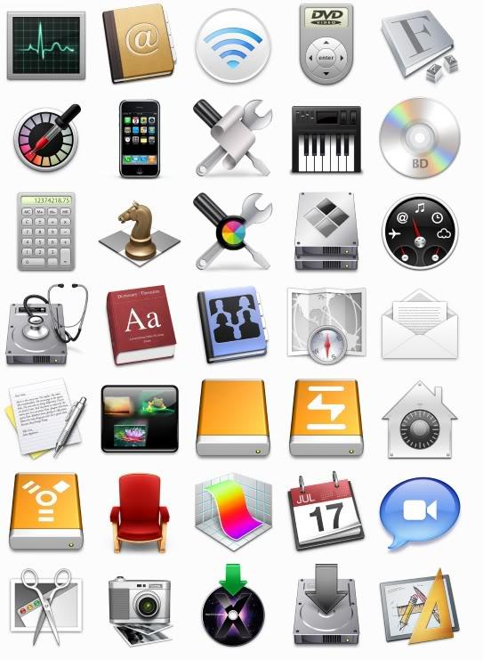 900 Icons Hd For Windows Vista/7