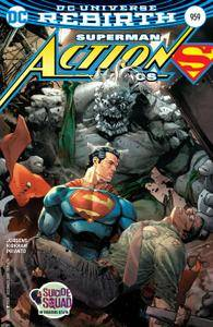 Action Comics 959 2016 2 covers Digital Zone-Empire