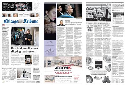 Chicago Tribune – February 16, 2020