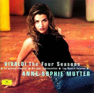 Anne-Sophie Mutter - Vivaldi: Four Seasons (1999)
