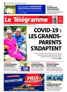 Le Télégramme Ouest Cornouaille – 06 septembre 2020