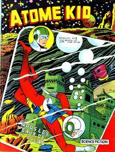 Atome Kid T02 - Sous les eaux de l'océan