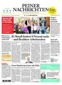 Peiner Nachrichten - 25. Oktober 2017