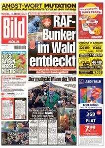 BILD Köln - 18 Januar 2021