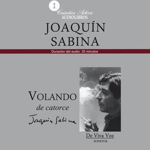 «Volando de catorce» by Joaquín Sabina