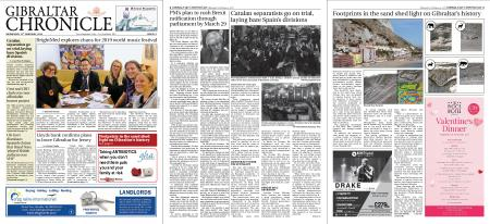 Gibraltar Chronicle – 13 February 2019