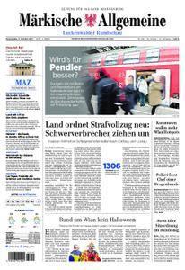 Märkische Allgemeine Luckenwalder Rundschau - 05. Oktober 2017