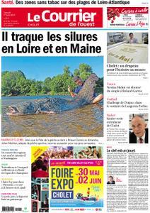 Le Courrier de l'Ouest Cholet – 01 juin 2019
