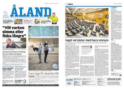 Ålandstidningen – 11 september 2018