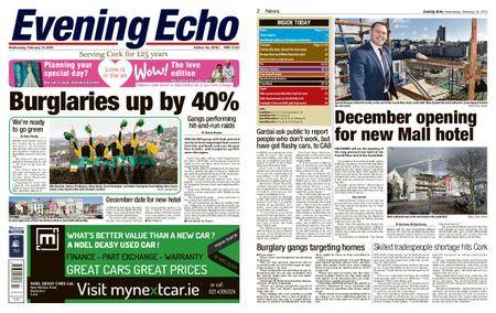 Evening Echo – February 14, 2018