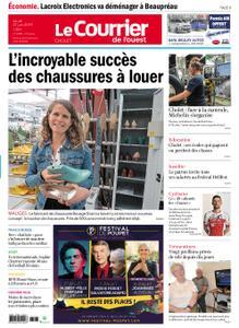 Le Courrier de l'Ouest Cholet – 27 juin 2019