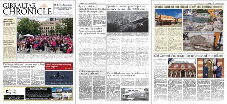 Gibraltar Chronicle – 16 June 2021