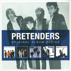 The Pretenders - Original Album Series (2009) 5CD Box Set [Re-Up]