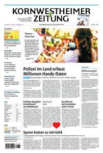 Kornwestheimer Zeitung - 28. September 2019