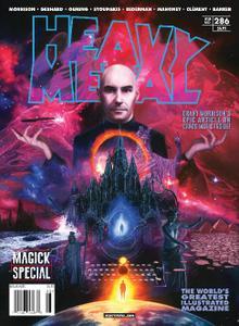 Heavy Metal-Heavy Metal No 286 2020 Hybrid Comic eBook